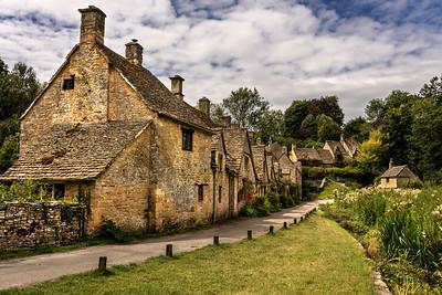idyllische dorpen