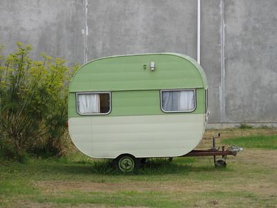 vintage kamperen